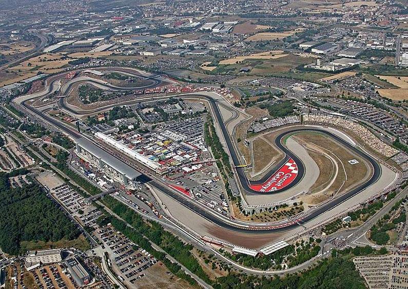El Circuit de Catalunya ha fet 25 anys