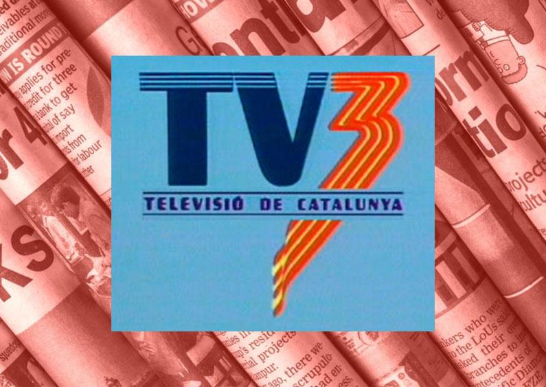 Obra de govern. TV3